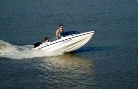 Fletcher gto speedboat