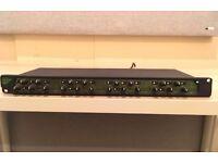 Focusrite 'Green Series' Quad Compressor/Limiter. Cost £1000 new.
