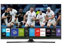 "SAMSUNG 32"" J5600 5 Series Flat Full HD Smart LED TV (USED)"