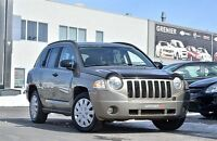 2008 Jeep Compass Sport/North*AUTOMATIQUE*A/C+Cruise+Grp.Élec*
