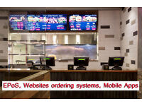 EPOS tills / Online Ordering Websites