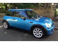 2005 AUTOMATIC MINI ONE LOW MILEAGE AIR CONDITIONING PARKING SENSORS EXCELLENT CONDITION AUTO MINI