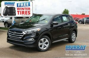 2017 Hyundai Tucson Base 2.0L *FREE WINTER TIRES + 0% FINANCING*
