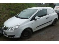 2006-2014 CORSA D 1.3 CDTI BREAKING for PARTS ONLY-CALL NOW!!!