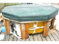 JACUZZI/ HOT TUB ~ NEEDS ATTENTION