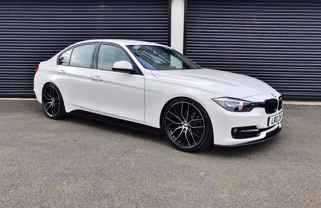 2012 bmw 320d sport f30 m performance kit finance available in cullybackey county antrim. Black Bedroom Furniture Sets. Home Design Ideas