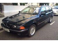 1999 BMW E39 530d Touring manual