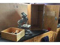 Watson Barnet 132365 Stereo Microscope