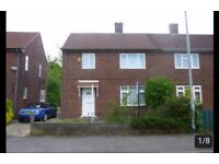 3 bedroom semi detached house for rent.