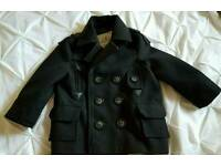 BABY BOY COAT AND CLOTHES