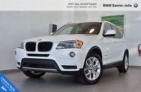 2013 BMW X3 xDrive28i + Tech + Premium