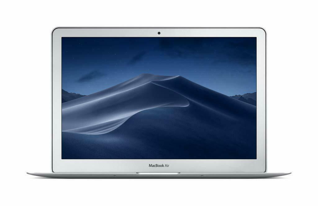 "Apple MacBook Air MQD32D/A 33,8 cm 13,3"" Mid2017 128GB SSD 8GB i5 5 Gen Notebook"