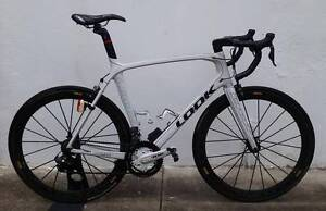 Look 695 Ipack. L. Dura Ace Di2 10s. Mavic Cosmic SLR! RRP 13.000 Dulwich Hill Marrickville Area Preview