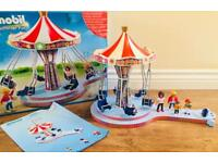 Playmobil Flying Swings 5548 with lights