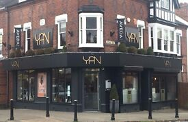 ARE YOU LOOKING FOR AN AMAZING CAREER? YAN HAIRDRESSING, HAIR STYLIST JOIN OUR AWARD WINNING SALON