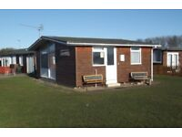 2 Bedroom Detached Chalet Holiday home for sale at South Shore Holiday Village Bridlington (1347)