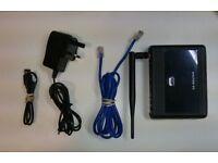 3G Tri band HSUPA Wireless router (sim free)