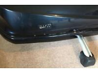 Official BMW Thule 460l gloss black roof box