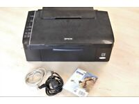 Free EPSON printer and ink cartridge