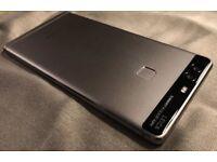 Huawei p9 (not lite) Boxed. unlocked. Dual lecia camera