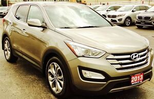 2013 Hyundai Santa Fe 2.0T AWD SE Spacious Interior Kitchener / Waterloo Kitchener Area image 3