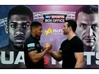 Let's get ready to rumble IPTV sale only £45