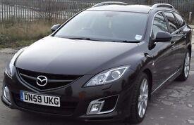 2010 Mazda 6 2.2 D Sport Estate 182 BHP