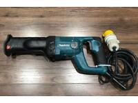 Makita reciprocating sabre saw JR3050T 110v