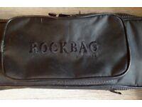 ROCKBAG by Warwick bass guitar gig bag in good condition