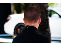 London Bodyguard for Hire