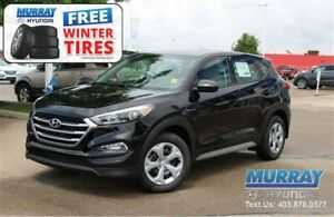 2017 Hyundai Tucson Base 2.0 *FREE WINTER TIRES + 0% FINANCING*