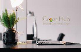 Crozz Hub, Bedford Coworking Lounge