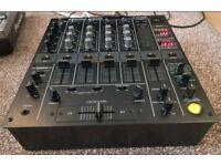 Pioneer djm 500 SERVICED GREAT CONDITION dj mixer
