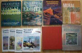 Art Technique Books