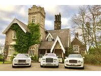 wedding limo hire, wedding car hire, rolls Royce hire Newcastle, prom limo hire, prom car hire