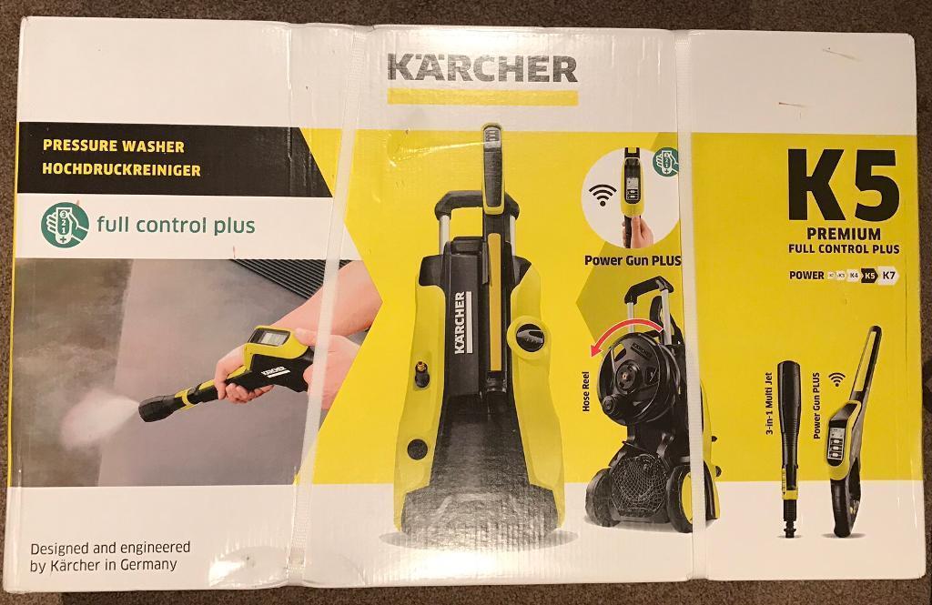 karcher k5 premium full control plus | in luton, bedfordshire