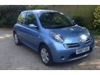 Nissan Micra 1.2 litre.12 Months MOT(no advisories)Immaculate condition.Excellent service history.