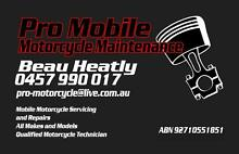 PRO MOBILE MOTORCYCLE MAINTENANCE Kalamunda Kalamunda Area Preview