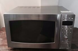 Large LG Stainless Steel Microwave Oven with Convection and Grill: Excellent condition