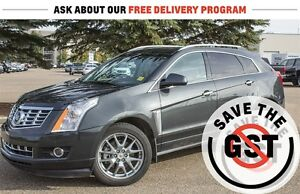 2014 Cadillac SRX Premium *AWD *Leather *Bluetooth *Sirius XM