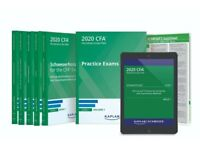 2020 CFA Level 1 Kaplan Schweser Study Pack
