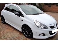 VXR Corsa limited Edition. ARCTIC EDITION. Very good condition. 1.6 litre turbocharged engine