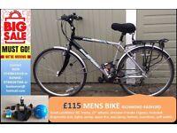 Mens Bike - £115 - Great Deal! - MUST GO until JUN 3