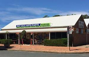 Automotive & Agricultural Spare Parts Shop For Sale Hay Hay Area Preview