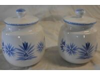 M&S Ceramic Provence Storage Jars -2