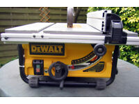 "DeWalt DW745-GB 230v 10"" Table-Saw"