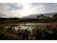 Isle of Skye hotel seeks kitchen porter