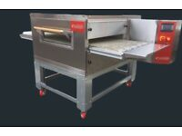 Commercial 32″ Electric / Gas Conveyor Pizza Oven