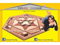 wooden parquet solid wood engineered cork hard wood laminate fitter and installer sanding service