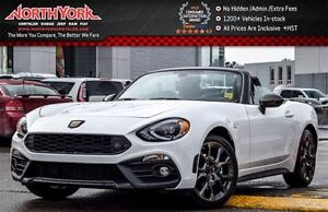 2017 Fiat 124 Spider NEW Car Abarth Luxury|Bose|BlindSpot|RearCa